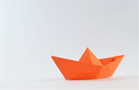 roeiboot vouwen bootje vouwen jeugdzeilacademy nl