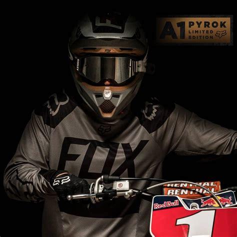 Kazel Bodysuit Boy Fox Edition fox racing 2017 a1 limited edition 360 pyrok motocross mx racewear shop for surf gear