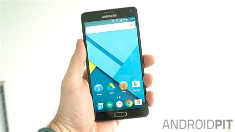 android note 4 samsung galaxy note 4 android update androidpit