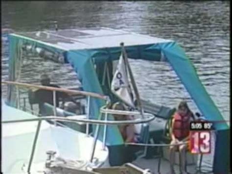 boat cruises new york state solar boat cruise across new york state youtube