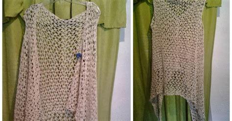 chaleco rectangular a crochet de todo crochet chaleco rectangular