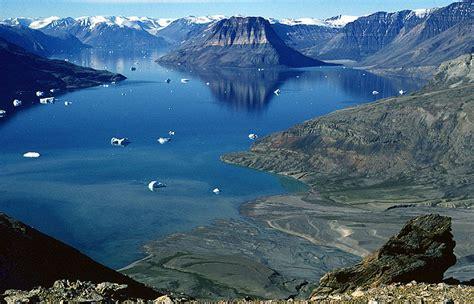 fjord erosion swisseduc glaciers online photoglossary