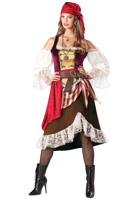 deckhand darlin pirate costume