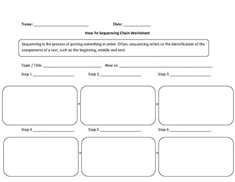 pattern story writing math sequence worksheets pdf worksheet exle