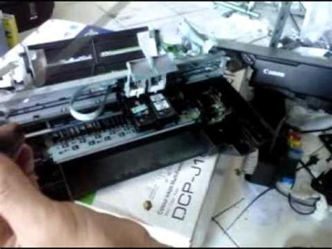 Encoder Printer Canon Ip2770 clip hay disassembling and reassembling canon ip2770 printer wzhloyahozi xem clip