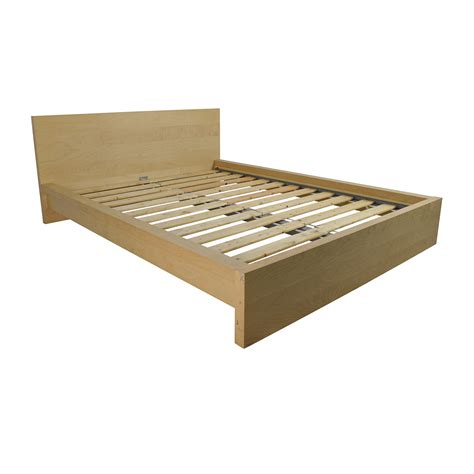 queen bed ikea 62 off ikea ikea sultan queen bed frame beds