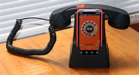 convert cell phone to desk phone retro thing review ice phone converts your modern cell