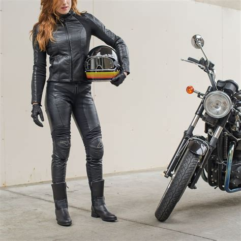 leather motorcycle gear in gear goo