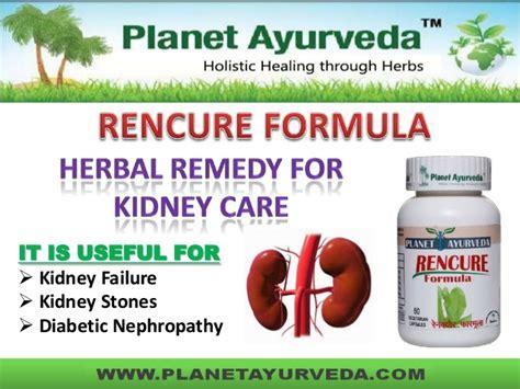 kidney failure treatment ayurvedic treatment for kidney failure rencure formula