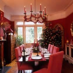 Christmas dining room step inside this cosy christmas retreat