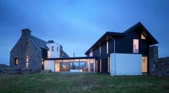 House Design Awards Uk Coll Property Hebrides House Scottish Home E Architect