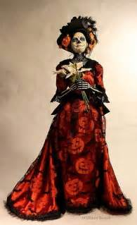 Catrina Costume Day Of The Dead Costume Day Of The Dead Pinterest