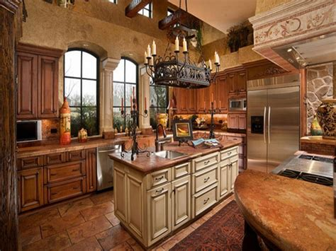 Mediterranean Style Kitchen | mediterranean flooring ideas mediterranean kitchen design