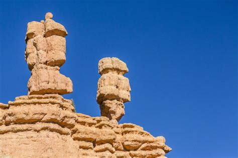 Photographic Wall Murals hoodoo rock formations along scenic byway 12 photographic