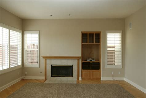 Modern Traditional Family Room Before And After San | modern traditional family room before and after san