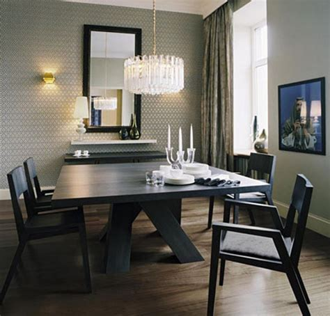 Crystal Dining Room by Modern Crystal Dining Room Chandeliers With Wooden Table