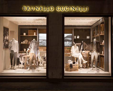 Brunello Cucinelli Sede by Brunello Cucinelli Nuova Boutique Stessa Filosofia A