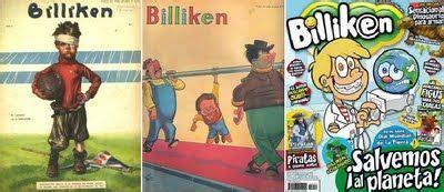 billiken o genios revistas de mi infancia taringa