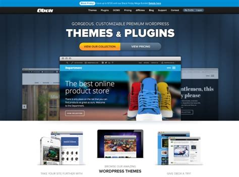 best premium wordpress themes marketplace where to buy