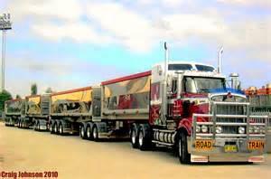 Truck Driver Accessories Australia Australian Road Trains An Aussie Trucker Tells The Real Story