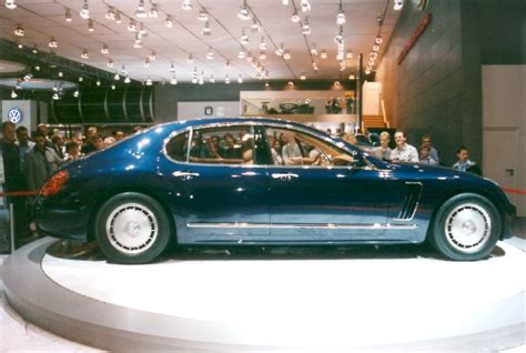 bugatti eb218 2000 bugatti eb 218 photos informations articles