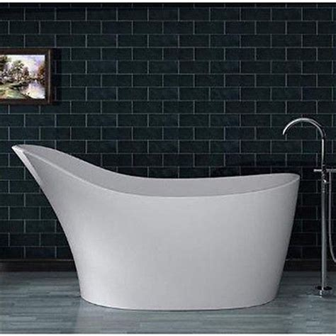 30 inch wide bathtub mountain home dash 30x67 inch man made stone soaking