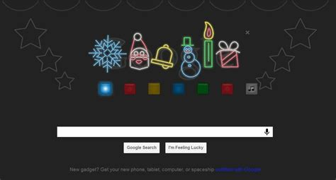google images happy holidays christmas themed google doodle wishes you happy holidays