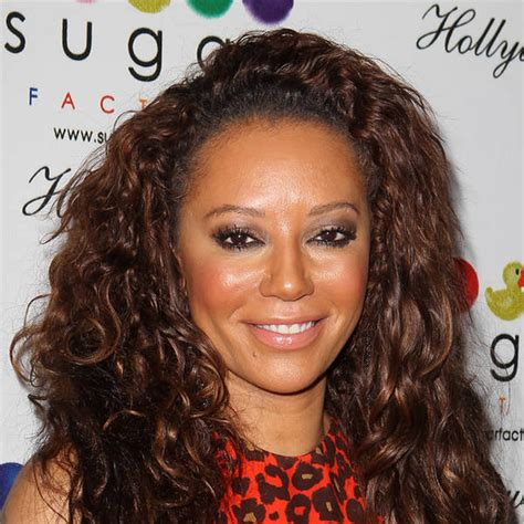 Mel B Reality Tv Show by Mel B Calls Geri Halliwell During Tv Show After Host Asks