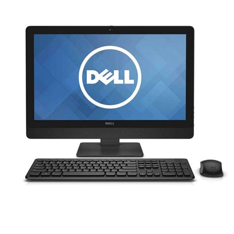 Dell Desk Top Computer Dell Inspiron 5348 I5348 4223blk 23 Inch All In One Desktop Computers Accessories