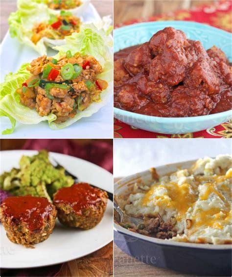 recipes using ground turkey or chicken tara thai falls