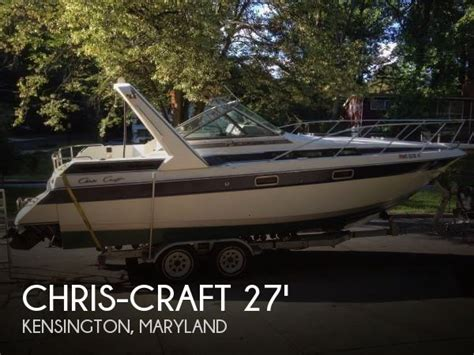outboard motors for sale maryland for sale used 1988 chris craft 284 amerosport in