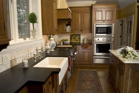 Soapstone Countertops Chicago Stack Traditional Kitchen Chicago By The
