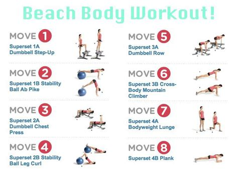 simple workout getthinspired