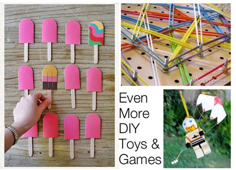 Handmade Toys For Toddlers - toys part iii modern parents