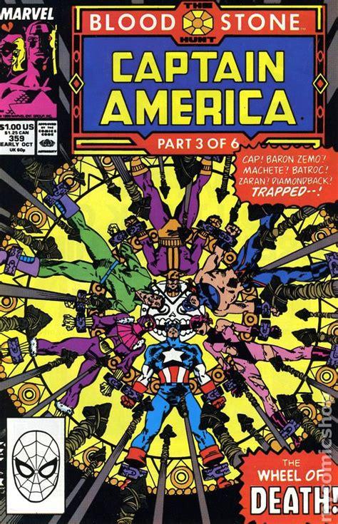 captain america by mark comic books in mark jeweler edition