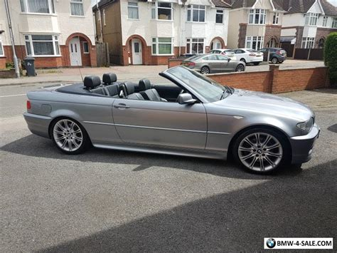 2003 bmw 330 for sale 2003 sports convertible 330 for sale in united kingdom