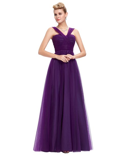 purple evening formal dresses overstock shopping online get cheap violet evening dresses aliexpress com