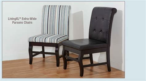 living xl oversized chairs big tall lifestyle accessories