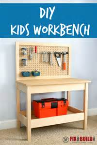 build a tool bench how to make a diy workbench fixthisbuildthat