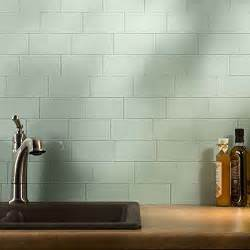 Backsplash Tile For Kitchen Peel And Stick by Galleon Aspect Peel And Stick Backsplash 3inx6in Morning