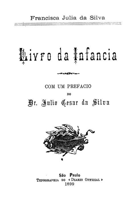 Biblioteca Brasiliana Guita e José Mindlin: Livro da Infancia