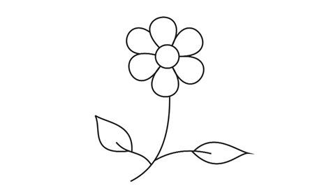 how to draw doodle drawings flower how to draw for drawings for drawings