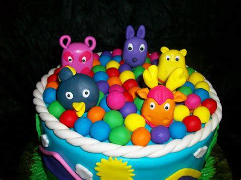 Backyardigans Cake Backyardigans Birthday Cake