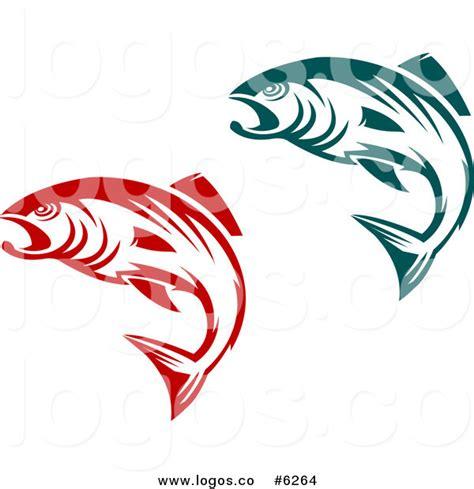 Fish Vector SA Horse Clipart Art Clipart Logo