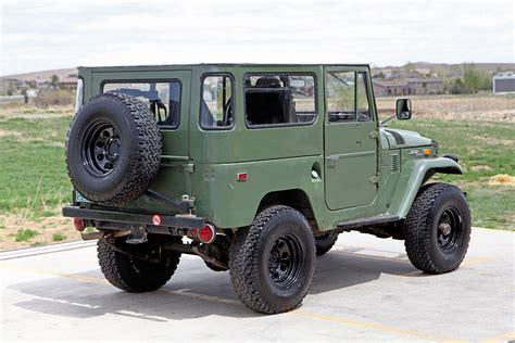 1970 toyota land 1970 toyota land cruiser fj40 glen shelly auto brokers