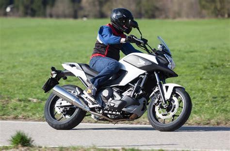 Motorrad F Hrerschein Online Test by Testbericht Honda Nc750x Enduro Test 1000ps At