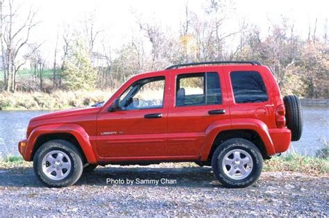 Jeep Liberty 2000 Canadian Auto Review 2003 Jeep Liberty Photos