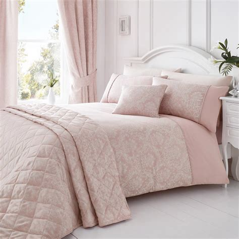 pink bedspreads and comforters laurent pink duvet set duvet sets bedding linen4less