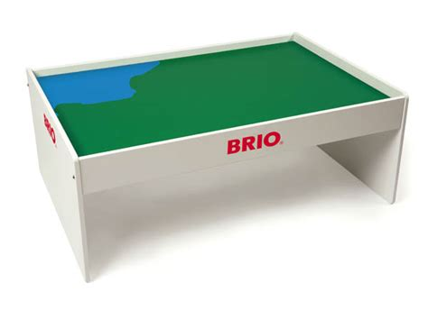 brio wooden railway system table brio play table 055935 details rainbow resource center