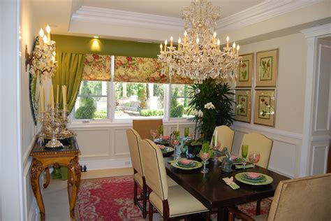 country dining room ideas ceramic floor chandelier